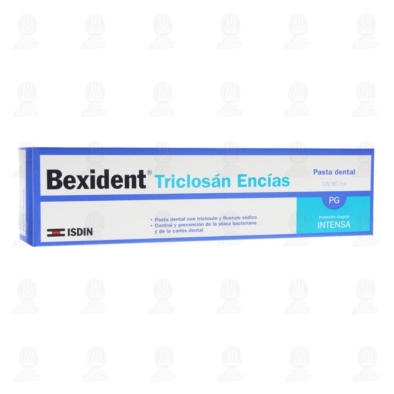 Bexident Triclosán Pasta Dental 75ml