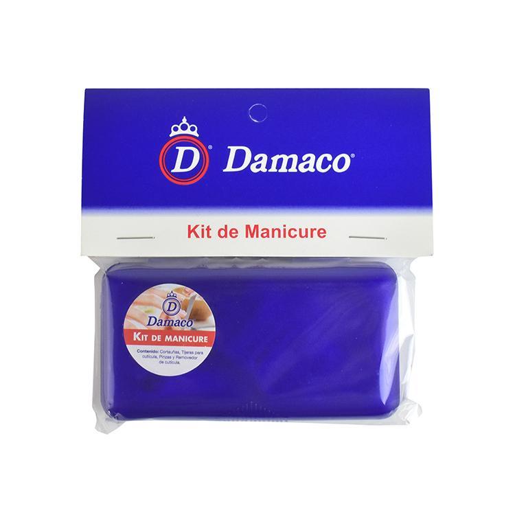 KIT DE MANICURE DAMACO