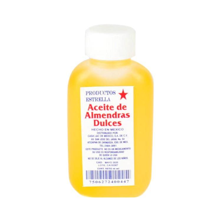 ACEITE ALMENDRAS 50ML