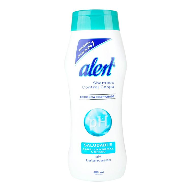 ALERT SHAMPOO NORMAL A GRASO 400ML