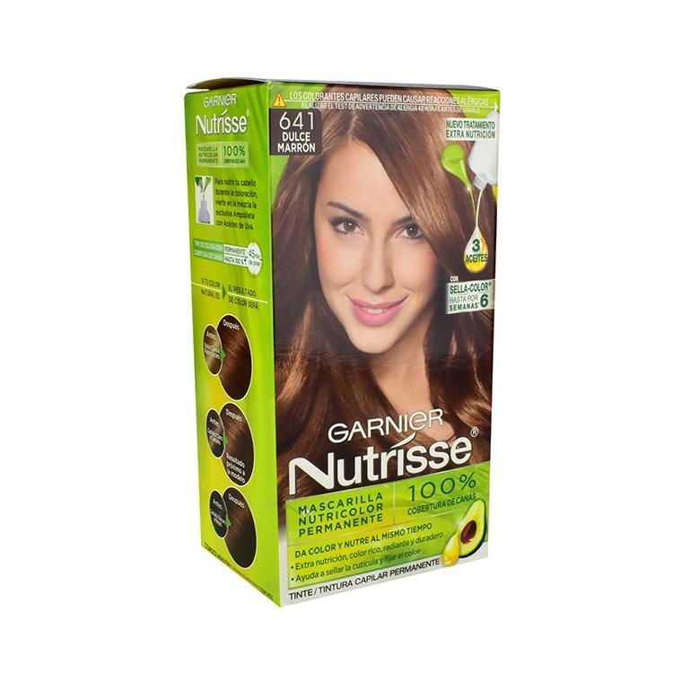 NUTRISSE TINTE DULCE MARRON 641
