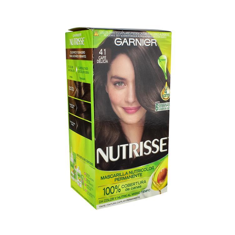 NUTRISSE TINTE CAFE DELICIA N41
