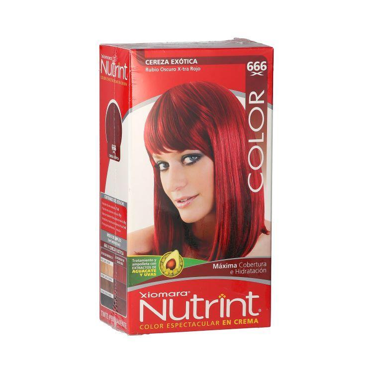 NUTRINT TINTE CEREZA N666