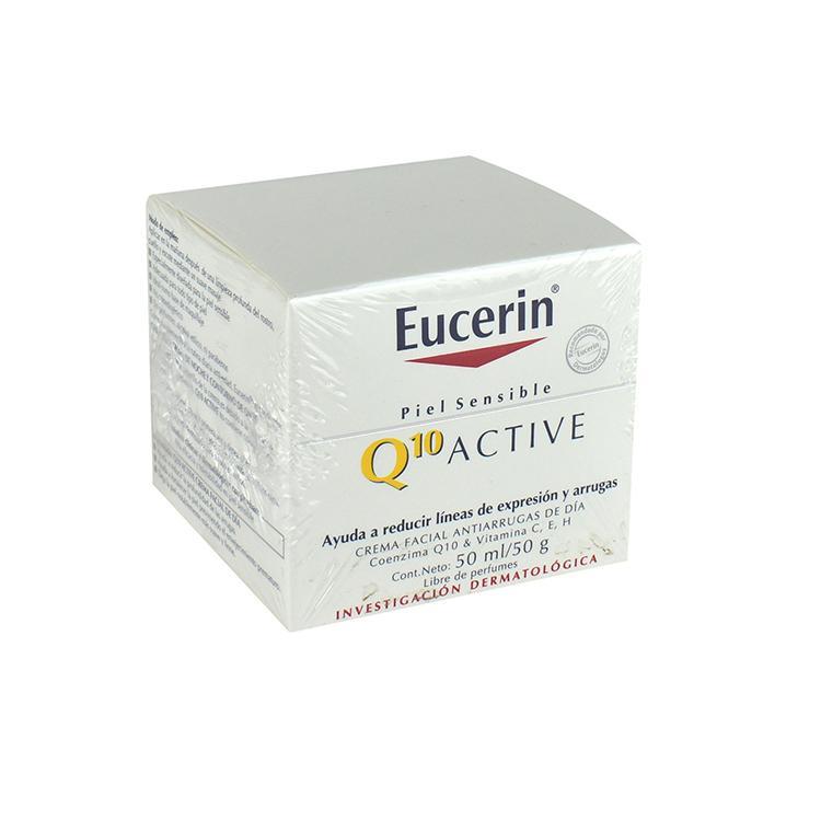 EUCERIN Q10ACTIVE CREMA D?A50ML