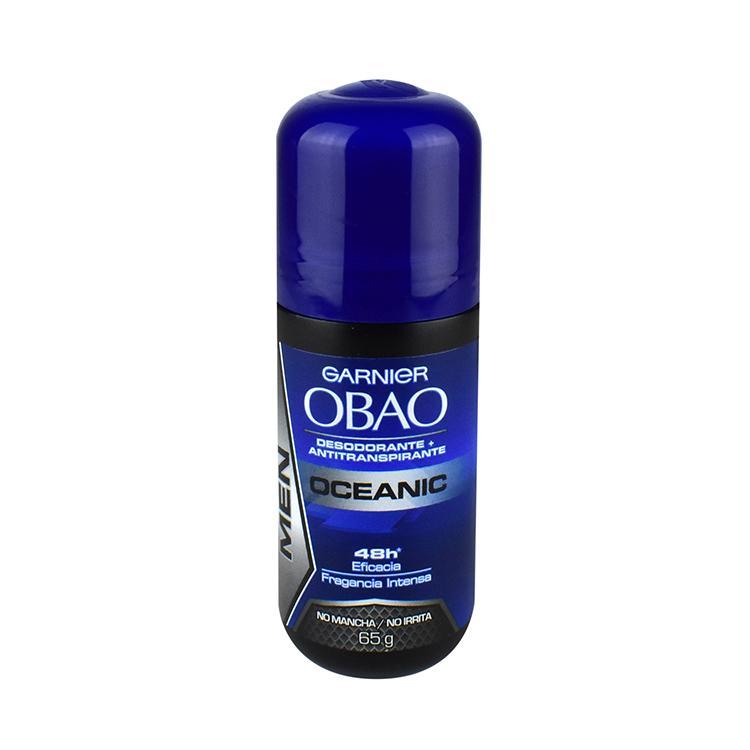OBAO DESODORANTE FOR MEN OCEANICO 65G