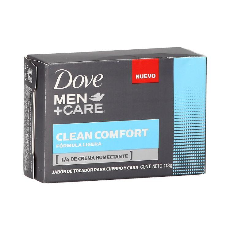DOVE JABON CLEAN COMFORT 113 G