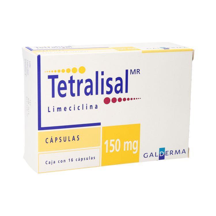 TETRALYSAL 150MG CAP C16