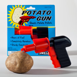 Potato Gun prize large, primary, image