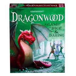 Dragonwood A Game of Dice & Daring Board Game large, primary, image