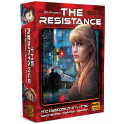 The Resistance (2nd Edition) large, primary, image