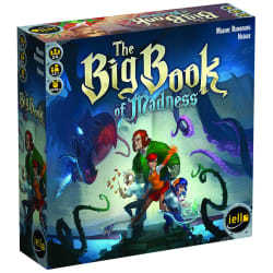 The Big Book of Madness Board Game large, primary, image