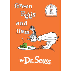 Green Eggs and Ham large, primary, image