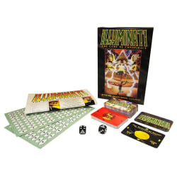 Illuminati the Game of Conspiracy [File Under: Board Games] large, primary, image