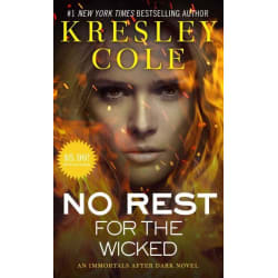 No Rest for the Wicked (Immortals After Dark) - large, primary, image