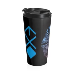 EXO Stainless Steel Travel Mug (Travel Mug) large, primary, image