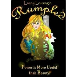 Rumpled: A Retelling of Rumpelstiltskin by Lacey Louwagie (Paperback) prize large, primary, image