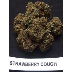 Strawberry Cough (1/8 oz) large, primary, image