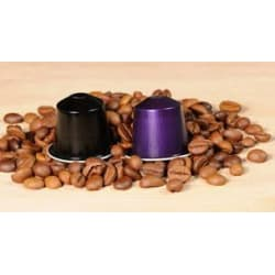 Single Serve Coffee Pod large, primary, image