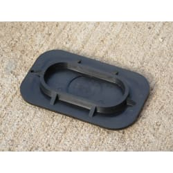 cycle kick stand pad large, primary, image