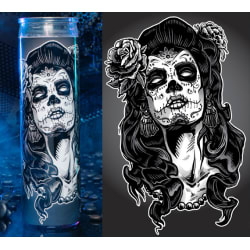 Cloud 9 Candle Day Of The Dead Scented Candle Giveaway large, primary, image
