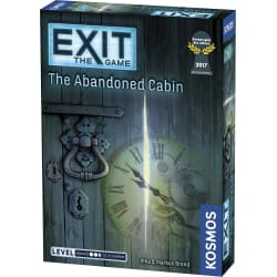 Exit: The Abandoned Cabin Game large, primary, image