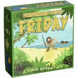 Friday - By Rio Grande Games large, primary, image