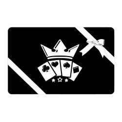 $100 Gift Card To Use on Rare and Limited Edition Playing Cards large, primary, image