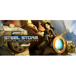 Steel Storm: Burning Retribution & DLC - Steam Code prize large, primary, image