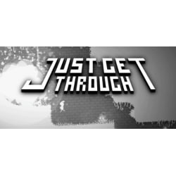 Just Get Through Steam Giveaway prize large, primary, image