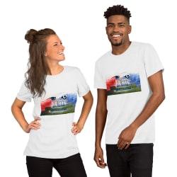 super bowl 2019  Short-Sleeve Unisex T-Shirt (XL) large, primary, image