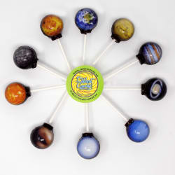 Planet lollipops® by I Want Candy! (10 piece set) large, primary, image