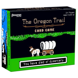 The Oregon Trail Card Game large, primary, image