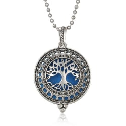Aromatherapy Diffuser Necklaces (1) large, primary, image