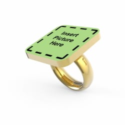 Create your Own SACRED ORI Ring (Golden Alloy) large, primary, image