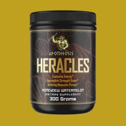 Heracles Pre-Workout (Honeydew Watermelon) large, primary, image