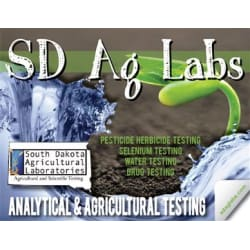 10% Off One Test at SD Ag Labs prize large, primary, image