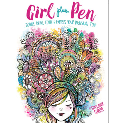 Creative Girl Book Duo large, primary, image