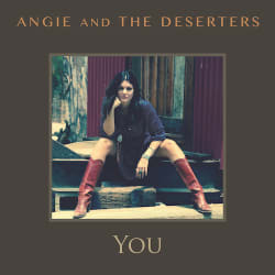Angie and the Deserters CD Prize Pack - You EP, Blood Like Wine EP, West of the Night-US ONLY prize large, primary, image