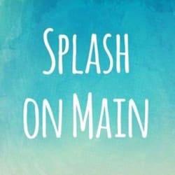 Splash on Main: Large size image