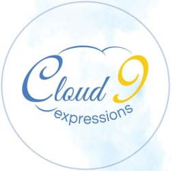 Cloud 9 Expressions: Large size image