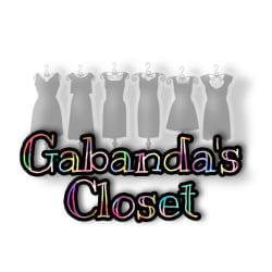 Gabanda's Closet: Large size image