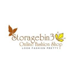 Storagebin3 Online Fashion Shop: Large size image