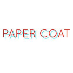 Paper Coat Paper Co.: Large size image