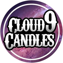 Cloud 9 Candles: Large size image
