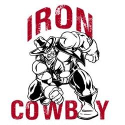 The Iron Cowboy: Large size image