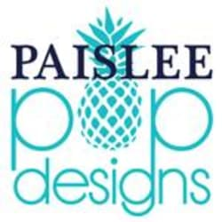 Paislee Pop Designs: Large size image