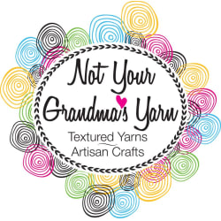 Not Your Grandma's Yarn: Large size image