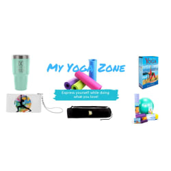 My Yoga Zone: Large size image