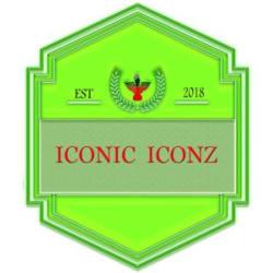 Iconic Iconz: Large size image