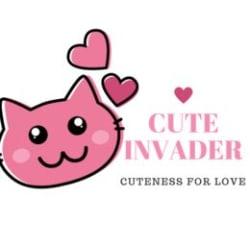 Cute Invader: Large size image